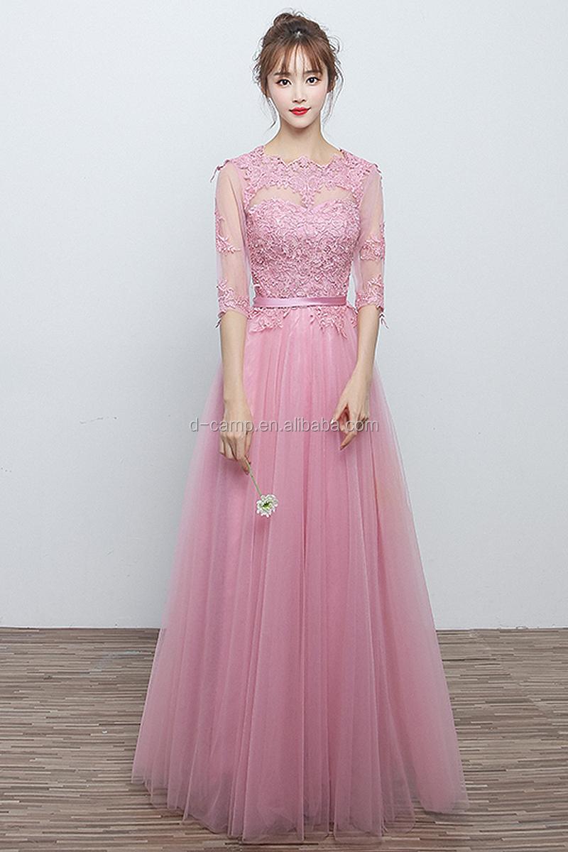 Hermosa Vestidos De Dama De Encaje Uk Ornamento - Colección de ...