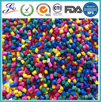 PP PE ABS plastic colour film injection masterbatch