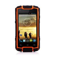 HG 2015 Guangdong factory price original military water proof IP68 4inch dual core smart phones dual sim