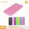 BRG Cheaper Price High Quality Colorful Phone Case For iPhone 6 Slim TPU Case