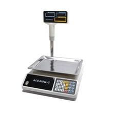 Balanza Peso Digital Electronica 30 Kg Recargable