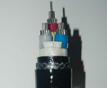 Marine shipboard cable