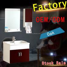 1044 New design PVC bathroom wall cabine