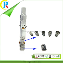 China Factory Price rex dry herb vaporizers pen wax water bubbler 510 thread, water filter pipe