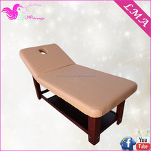 Hotsell bottom price wooden therapy massager bed MD41