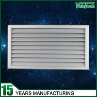 ventilation aluminum fresh air venting door insert