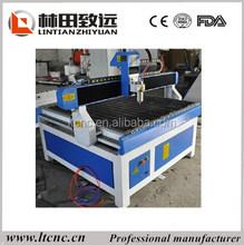 good brands high precision mdf pvc cnc router machine for sale