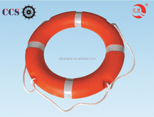Jiangbo brand D2-1 solas approved life buoy for marine
