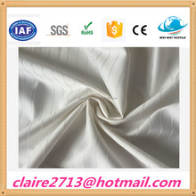 Wedding new style plaid 100%cotton or goose down dobby bedding articles made in China