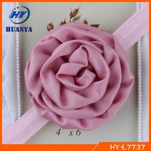 top baby rose flower crown headband elastic headband baby infant party headband