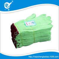 A grade working gloves,safety gloves,cotton gloves 450g