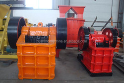 High Reliable and Large Crushing jaw crusher/activated carbon crusher