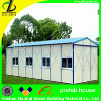 foshan guangdong Dormitory and industrial purpose containers, facility containers