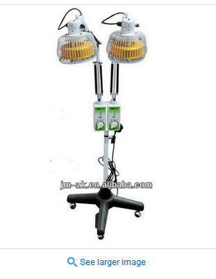 Health Care Medical Use Double Head Chongqing Heating Lamp
