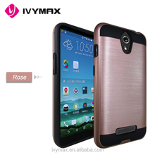 Rose gold cell phone accessories for Z820 Obsidian cell phone