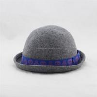 The old fashion cap bowl cap men warm winter hat