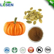 Plant extract pumpkin seed extract