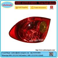 Auto accessories toyota corolla body kit Toyota corolla 2006 tail lamp