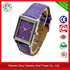 R0169 2015 wholesale alibaba luxury mens watch, leather strap water resistant quartz watch japan movement