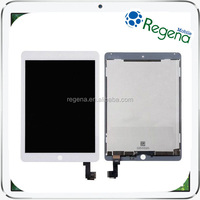 100% Original Smartphone Spare Parts for iPad Air 2 Lcd Screen Touch Digitizer Assembly for iPad