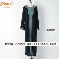 2012 Cheap beautiful baju kaftan