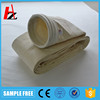 Polyester nonwoven filter bags for bag house