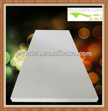 100% latex foam application for bedroom furniture,beds mattress