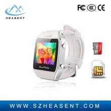 China smart watch phone DZ10 GPS Tracker mobile phone touch screen hot sale smart hand watch phone