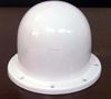 custom madE white abs plastic radome cover vacuum forming