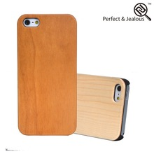 Manufacture 3D pattern wood smart case for iphone5