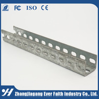 Alibaba Suppliers Corrosion Resistance Stainless Steel U-Channel Size