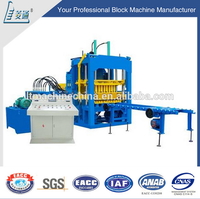 2015 factory price tiger stone brick laying machine in indonesia