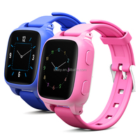 Ibaby 2015 colorful screen kids watch phone child watch phone kids watch