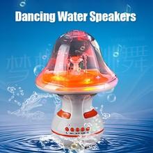 big dancing water speaker,my vision bluetooth speaker,mobile phone Speaker horn speaker