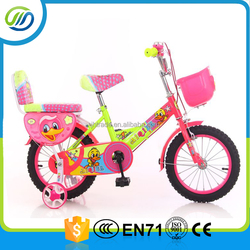 China cheap kids bike/ steel children bicycle for training