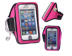 Unique waterproof arm bags for mobile phone