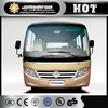 Yutong new luxury buses ZK6720DF 4X2 25 seats luxury tour bus for sale