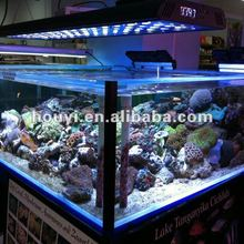 36inch dimmable led aquarium light mimic sunrise,sunset,lunar cycle - with UL mark power supply