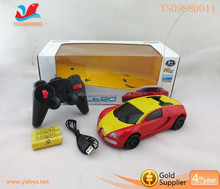 1:20 4 functions remote control toy electric car