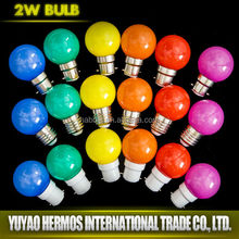 1w led color light