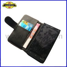 Wallet Leather Flip Case for Sony Xperia S Xperia Arc HD LT26i
