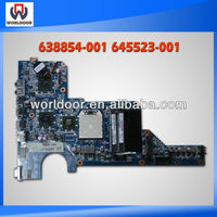 638854-001 645523-001 laptop Motherboard for HP G6 G4 G7 Mainboard,System Board