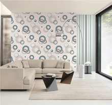 2015 Popular Designer wallpaper For Decorative Wallpaper