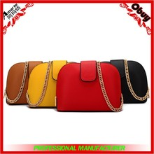 Ladies hand held mini bag fashion color Messenger bag