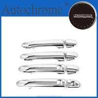 Chrome trim strips, car accessory chrome door handle cover with keyless access - for Toyota Kijang / Qualis / Innova