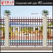 Decorative cheap fence panels pool fence Aluminum Pet Fencing