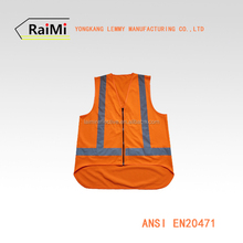 Australia Popular Traffic Cheap Reflective Safety Vest