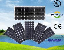 2015 Hotsale 150W Monocrystalline Solar Panel with Full Certificate for Solar System