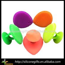 el embellecimiento de las señoras de productos de cuidado de silicona limpiadorfacial cepillo