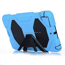 Hybrid Shockproof rugged PC TPU Belt clip Holster Stand Case For Tablet ipad mini 1 2 3